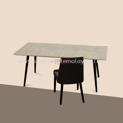 Honey Beige | Egypt | 6 seaters | Table only RM2,999