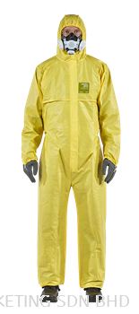 Ansell AlphaTec® 2300 Comfort Model 111 Coverall Size M (OHBDYMG4500258)