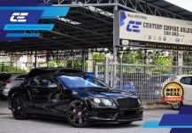 BENTLEY CONTINENTAL GT 4.0 V8 S Coupe 2015