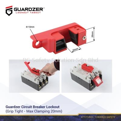 Guardzer Circuit Breaker Lockout Grip Tight 1