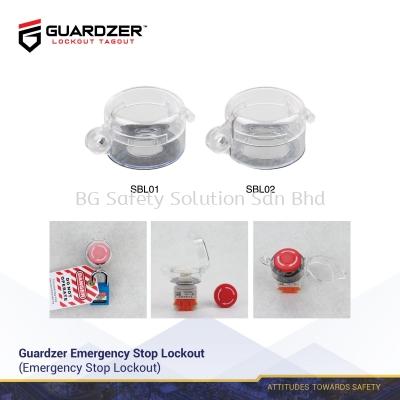 Guardzer Emergency Stop Lockout 1