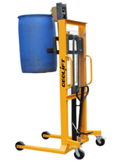 GEOLIFT Manual Drum Stacker - MDS400