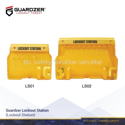 Guardzer Lockout Station 2