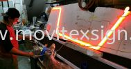 neon glass tube  NEON Signage LED Signage and Neon Signboard
