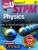 PRE-U TEXT STPM PHYSICS SEMESTER 1