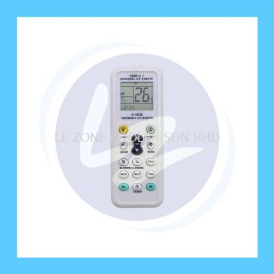 1000 in 1 Universal Aircond Remote Control