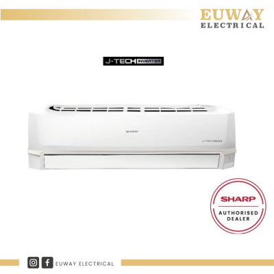 SHARP 1.5 HP AIR CONDITIONER AHX12VED2