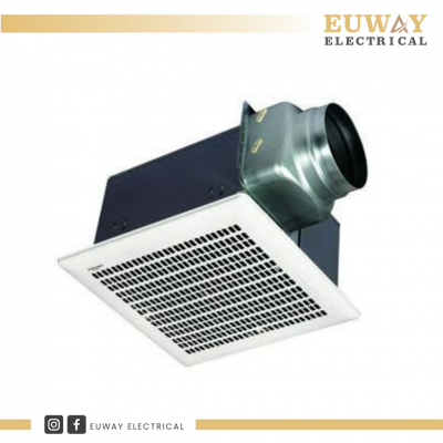 MITSUBISHI  ELECTRIC DUCT CEILING MOUNTED VENTILATION FAN VD-20Z