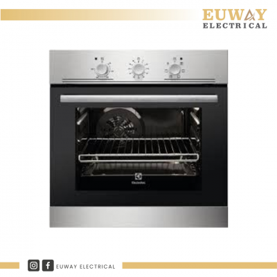 ELECTROLUX BUILT IN OVEN WITH GRILL FUNCTION 53L EOB2100COX