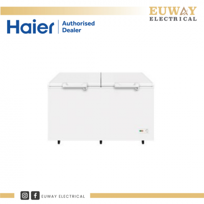 HAIER 6-IN 1 CONVERTIBLE CHEST FREEZER 450L BD-458HP
