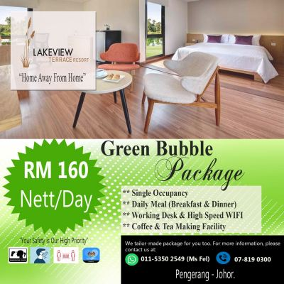 GREEN BUBLE PACKAGE