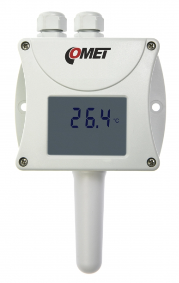 COMET T0410 Temperature transmitter with RS485 output