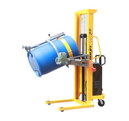 GEOLIFT Semi Electric Drum Handler SEDH-500-1.5M