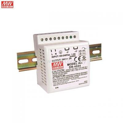 DR-4524  Meanwell Power Supply
