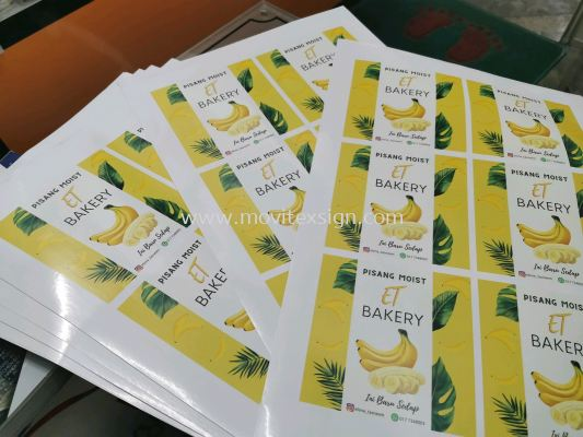 Lable print and cutting solutions