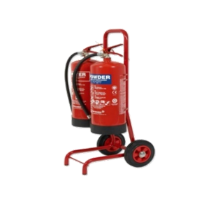 Fire Extinguishers Trolley - FET50