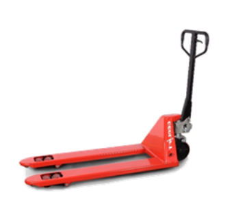 1 ton GEOLIFT Extra Length Hand Pallet Truck - AC10SXL-2.2M (Germany Hydraulic Pump System)