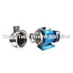 DWK Semi-Open Impeller Pump