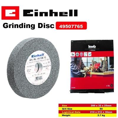 EINHELL Grinding Wheel  200 x 32 x 25mmG60