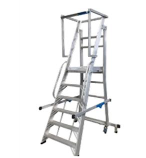 GEOLIFT Aluminium Warehouse Step - WS08