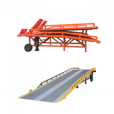 10 ton GEOLIFT Mobile Dock Ramp - Detachable Type - MDR100-D