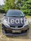 PERODUA ALZA STEERING WHEEL REPLACE LEATHER/BALUT LEATHER/TUKAR LEATHER Others