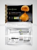 Golden Lava Pau (6pcs/pkt)