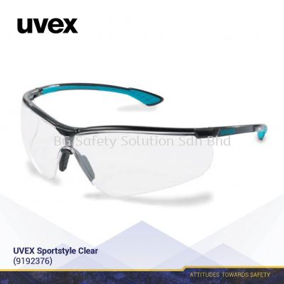 Uvex Sportstyle Spectacles Clear