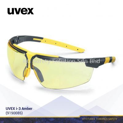 Uvex i-3 Spectacles Amber