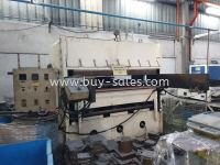 Hydraulic Die Cutting Machine For Rubber Production
