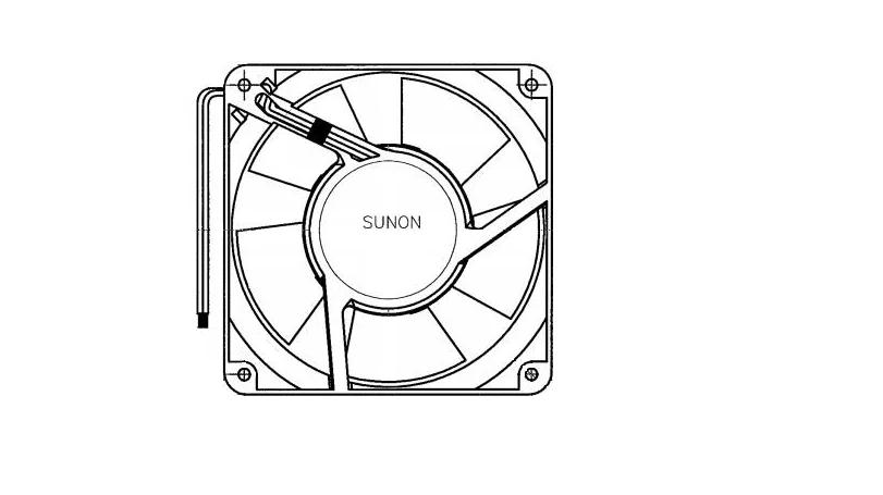 SUNON PMD1206PTV2-A.U.GN FAN