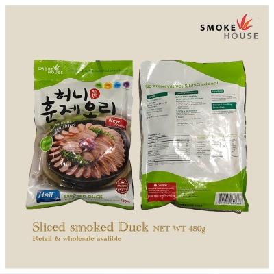 Slice Smoked Duck 480g