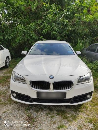 BMW F10 STEERING WHEEL SPRAY
