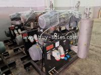 High Vacuum Pump With Booster System
