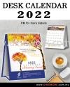 Desk Calendar 2022 Desk Calendar 2022