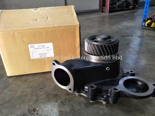 16400-2955 HINO EF750/EF550/F17C WATER PUMP ASSY