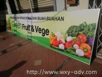 Green Fruit & Vege Normal Signboard