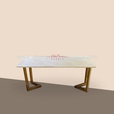 Golden Spider (non-coat) | Marble Coffee Table | Cash & Carry | RM1599