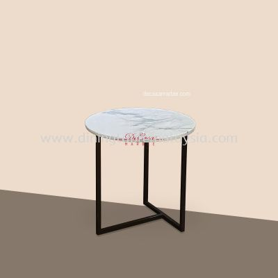 Panda White (non-coat) | Marble Coffee Table | Cash & Carry RM599