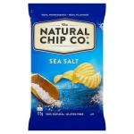 Natural Chip co.(sea salt )175g