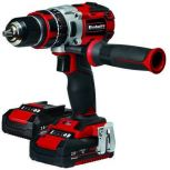 EINHELL CORDLESS 13MM IMPACT DRILL 18V C/W 2 X 2.0AH BATTERY AND CHARGER.