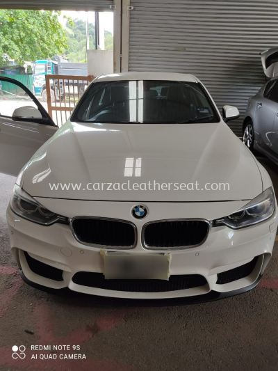 BMW F30 STEERING WHEEL REPLACE M PERFORMANCE