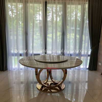 Majestic Dining Table | Palisandro | 10 Seaters