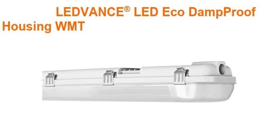 LEDVANCE LED Eco DampProof Housing WMT