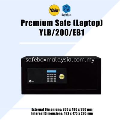 YLB/200/EB1-YALE CERTIFIED SAFE LAPTOP
