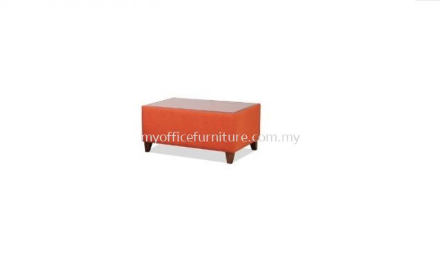 MY-CC91 RECTANGULAR COFFEE TABLE WITH TEMPERED GLASS TOP (RM 890.00/UNIT)