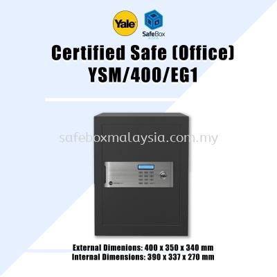 YSM/400/EG1-YALE CERTIFIED SAFE OFFICE