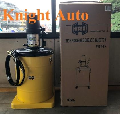 Hisaki PGT45 Air Grease Lubricator 45L ID33080