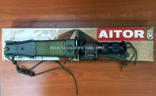 AITOR JUNGLE KING 1 ACERO INOXIDABLE STAINLESS STEEL