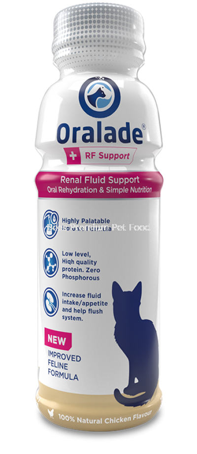Oralade + Renal Function (RF) Support 330ml